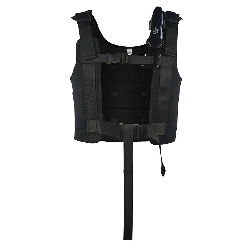 Layatone poids gilet hommes 3mm néoprène combinaison poids course gilet chasse sous-marine pêche chasse plongée costume Top J1603