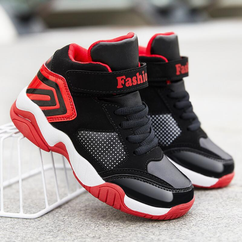 Spring Kids Pu Leather Shoes Baby Girls Sport Sneakers Waterproof Children Shoes Boys Fashion Casual Shoes Soft Brand Trainer