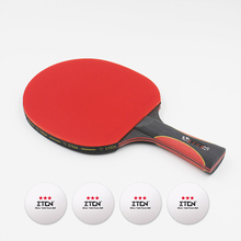 Sports Entertainment - Racquet Sports - Original STIGA Hybrid Wood 9.8 Table Tennis Rackets Finished Pingpong Rackets Two Pimples In Rubbers