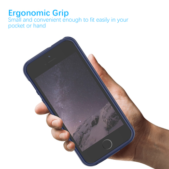 עבור IPhone 7 8 5 SE 5S סוללה מטען קייס 4000mAh גיבוי כוח בנק טעינה כיסוי עבור IPhone X 6 6s 11 פרו מקסימום סוללה מקרה