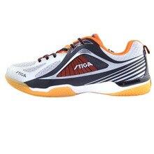 Penelled бадминтон теннис настольный мягкие кроссовки синий профессиональный спорт мужская обувь