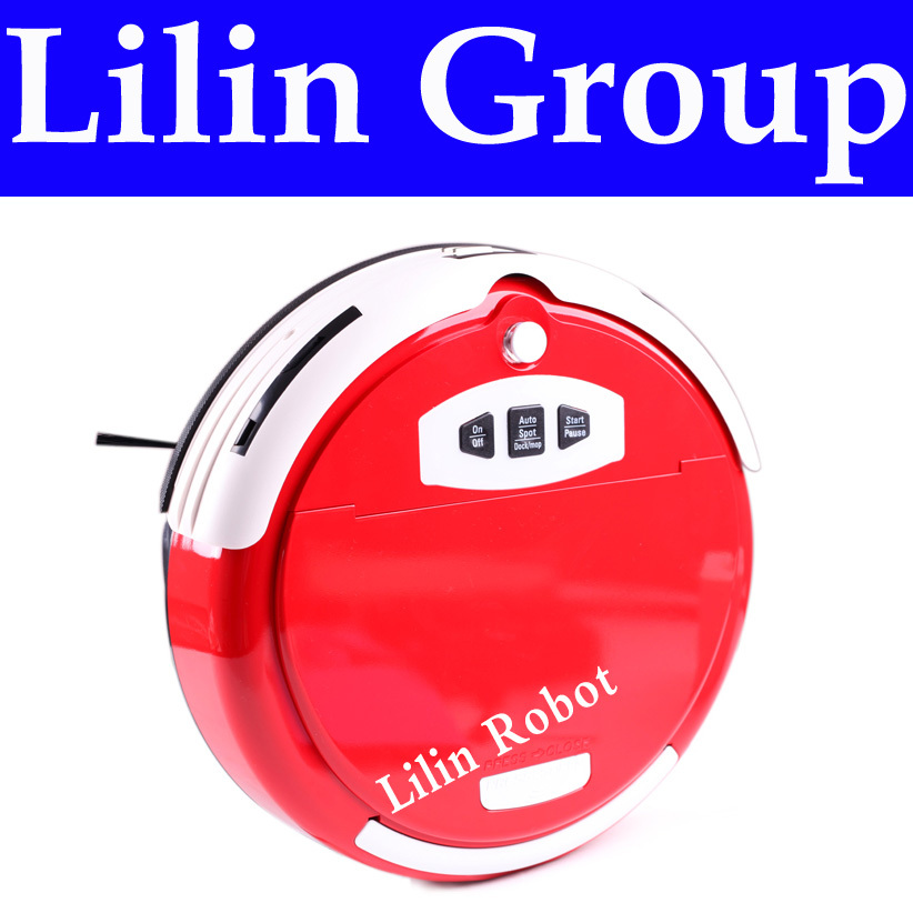 (Free to Russia) Robot Vacuum Cleaner, Multifunctional(Vacuum,Sweep,Mop,Flavor),Schedule,Self Charge,Remote Control