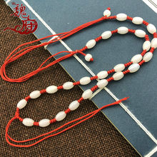 1pcs sell 26bead fashion Choker Necklaces Ware Jewellery Classic Hand-woven Men and women Necklaces(China)