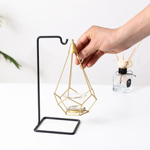 Creative Nordic Luxury Light Candle Holder Table Romantic Wedding Candlelight Dinner Props European Decorations Ornaments