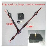 Quartz Clock Movement Kit Spindle Mechanism Shaft 14mm High Quality High Torque Clock Movement DIY Clock