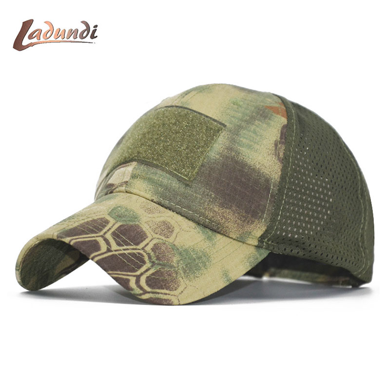 ACU Multicam Operator Hat Special Force Camo Mesh   Cap   Airsoft Hat for Men Tactical Contractor Army   Baseball     caps   Hat