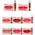 16.5CM 12Colors Lipliner Pencil Waterproof Lipstick And Lip Liner Set Professional Lip Liner Pencil Long Lasting Tools VDW54 P30
