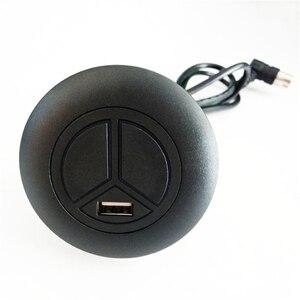 Image 2 - 5 İğneler elektrikli uzanmış sandalye 2 anahtarı uzaktan kumanda USB bağlantı noktası LED göstergesi düz/viraj kafası kontrol anahtarı OKIN