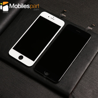 Raugee LCD Screen Display With Touch Screen Panel Digitizer Assembly Black White Replacement For Apple IPhone