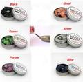 6 colores de Barro de Goma Magnética Handgum Silly Putty Imán de Goma de la Mano de Arcilla Plastilina Magnética Ferrofluido 2016 Nueva DIY Juguetes Creativos