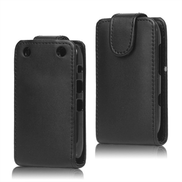 For BlackBerry Curve Case , Magnetic Leather Flip Case for Blackberry Curve 9220 / 9320 / 9310