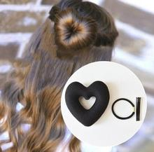 1pc Magic Hair Updo Heart Shape Styling Tool