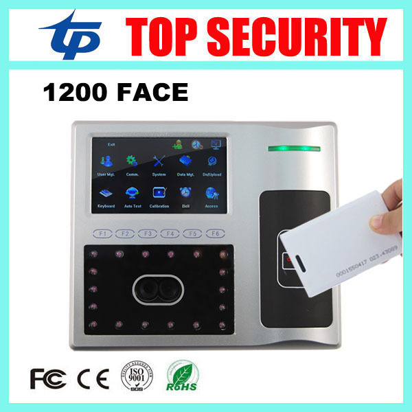US $255 0 |Webserver ADMS linux system biometric facial time attendance and  access control high speed face time clock with RFID card reader-in