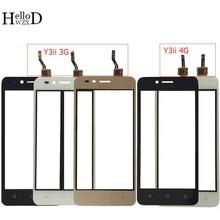 4.5 מגע מסך עבור Huawei U22 Y3ii Y3 השני Y3 2 LUA U03 LUA L03 LUA U23 LUA L13 LUA L21 מגע מסך Digitizer חיישן פנל