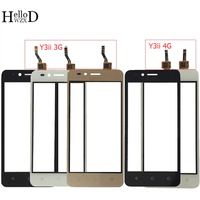 4 5'' Touch Screen For Huawei U22 Y3ii Y3 II Y3 2 LUA-U03 LUA-L03 LUA-U23  LUA-L13 LUA-L21 Touch Screen Digitizer Sensor Panel