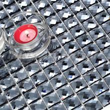 grau mirrored mosaic fliesen grau wandfliese grau kche fliesen b6002 - Schwarzweimosaikfliese Backsplash