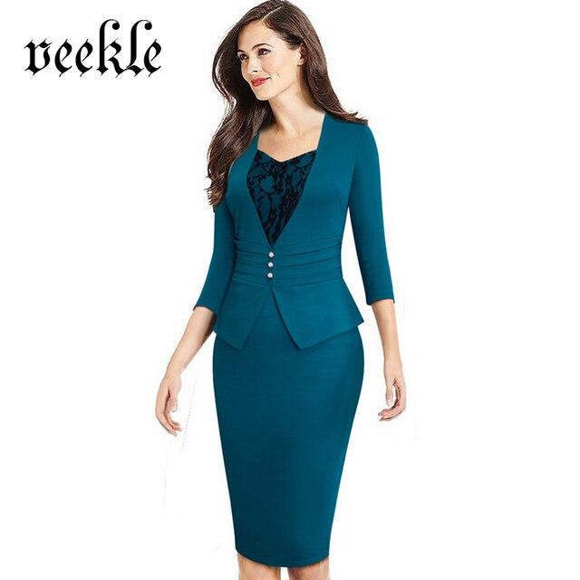 Kleid blazer business
