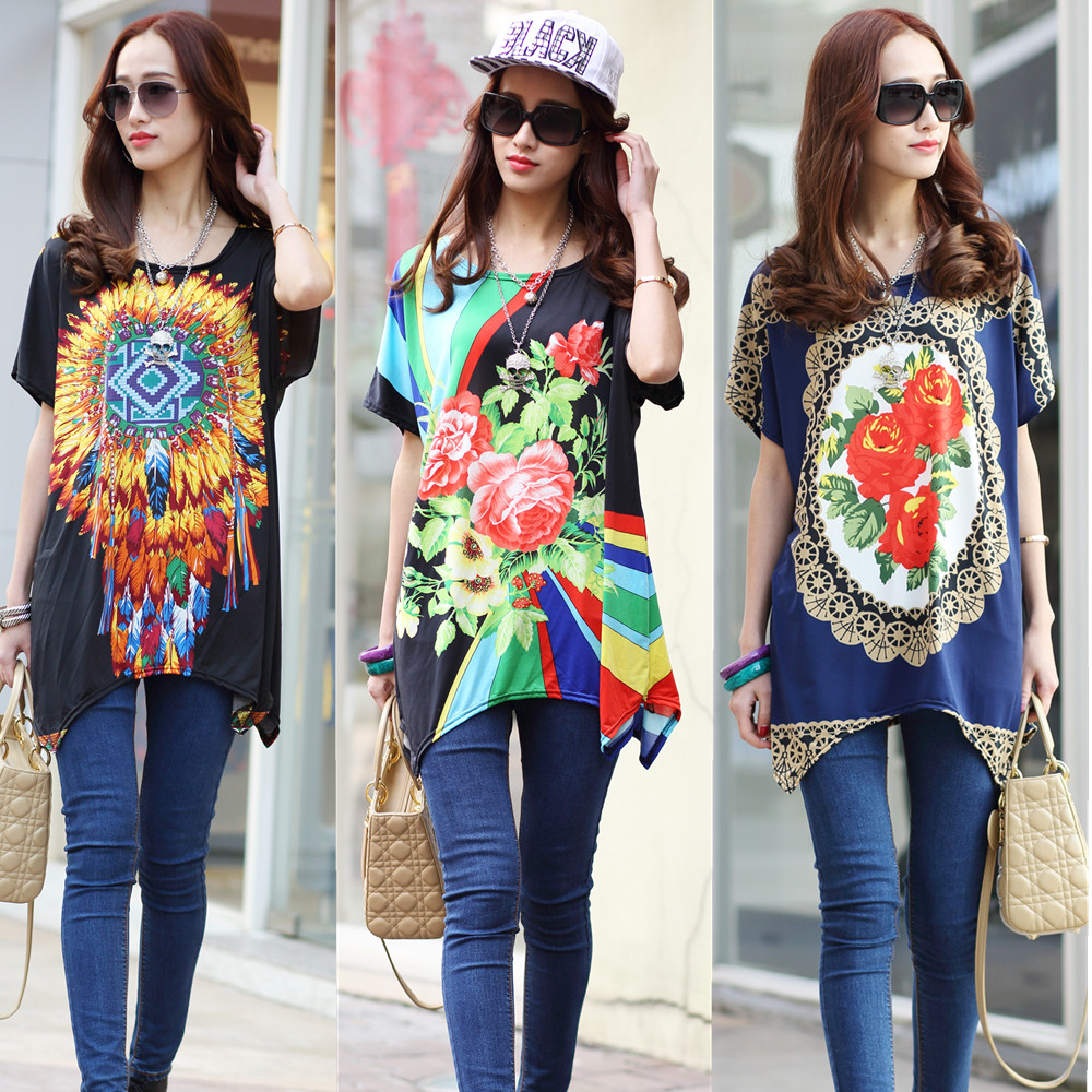 Compare Prices on Summer Tunic Tops- Online Shopping/Buy Low Price ...