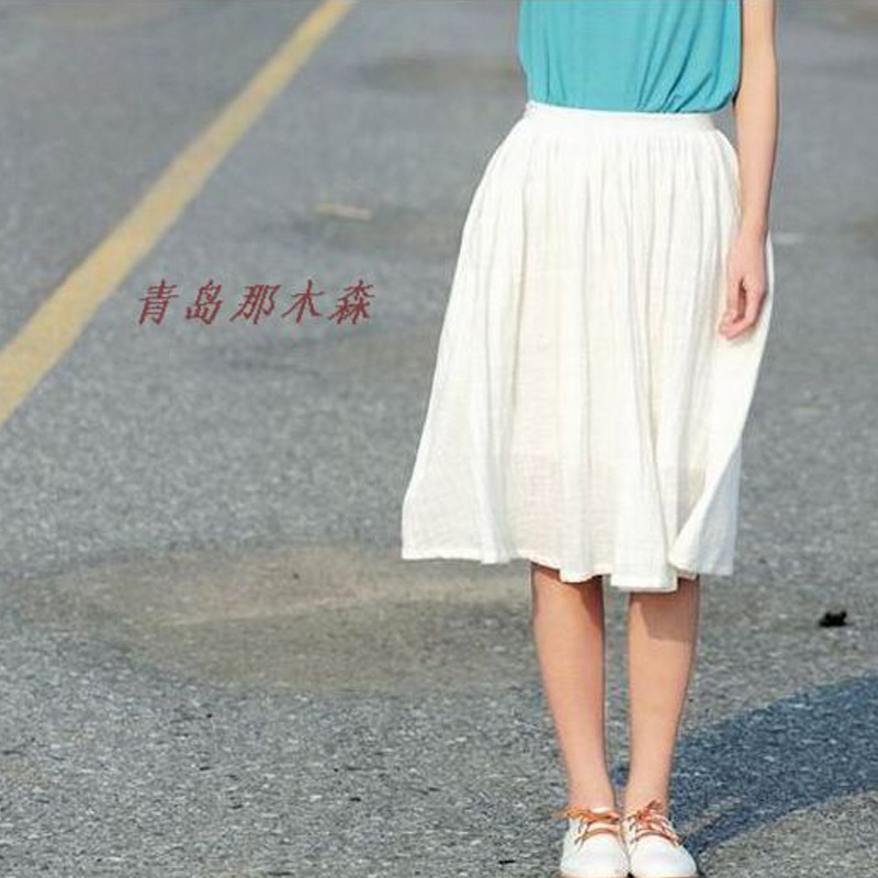 Popular Womens Long White Cotton Skirts-Buy Cheap Womens Long ...