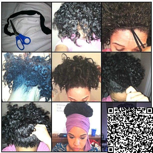 afro puff kinky curly drawstring ponytail human hair extensions remy hair  queue de cheval natural curly kinky ponytail-in Ponytails from Hair  Extensions ... 9a69b963854