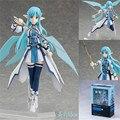Figura de Anime Espada de Arte En Línea Yuuki Asuna Figma 264 Ondina Especial Brinquedos PVC Figura de Acción de Colección Modelo de Juguete Para Niños 15 CM