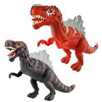 17 Kids Favourite Gift Sounding Flashing Moving Electronic Dinosaur Toys Kids Toys Children Gift Baby Kid