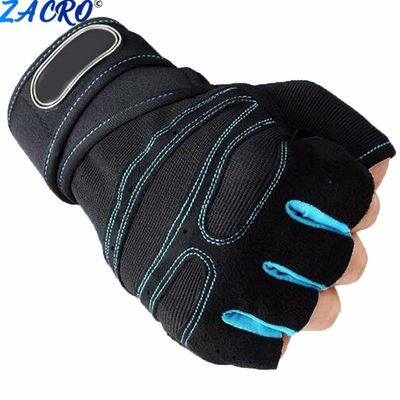 Gym Gloves Heavyweight Sports Exercise Weight Lifting Gloves Body Building Training Sport Fitness Gloves For Fiting Cycling #3