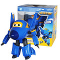 Big!!! Super Wings JEROME Deformation Airplane Robot Action Figures Super Wing Transformation toys for children gift Brinquedos