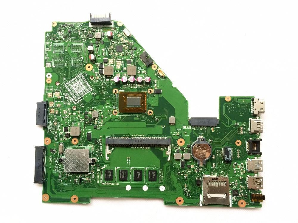 Nova 60NB00U0-MBH010 X550CC REV: 2.0 UMA Placa Mãe Placa Principal w/CPU i3-3217u & 4G RAM X550CA 90NB00U0-R00140 para ASUS Laptops