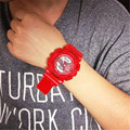 Relogio Digital Children Digital Watch Kid Boy Girl Outdoor Baby Sport Watch LED Silicone Wristwatch Fashion Horloge Saati H66