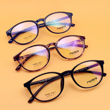 fc67ea1f080 TR90 Myopia Glasses Mann Optical Student Eyeglasses Frame Women Eyewear  Round Square Spectacles High Quality Flexible
