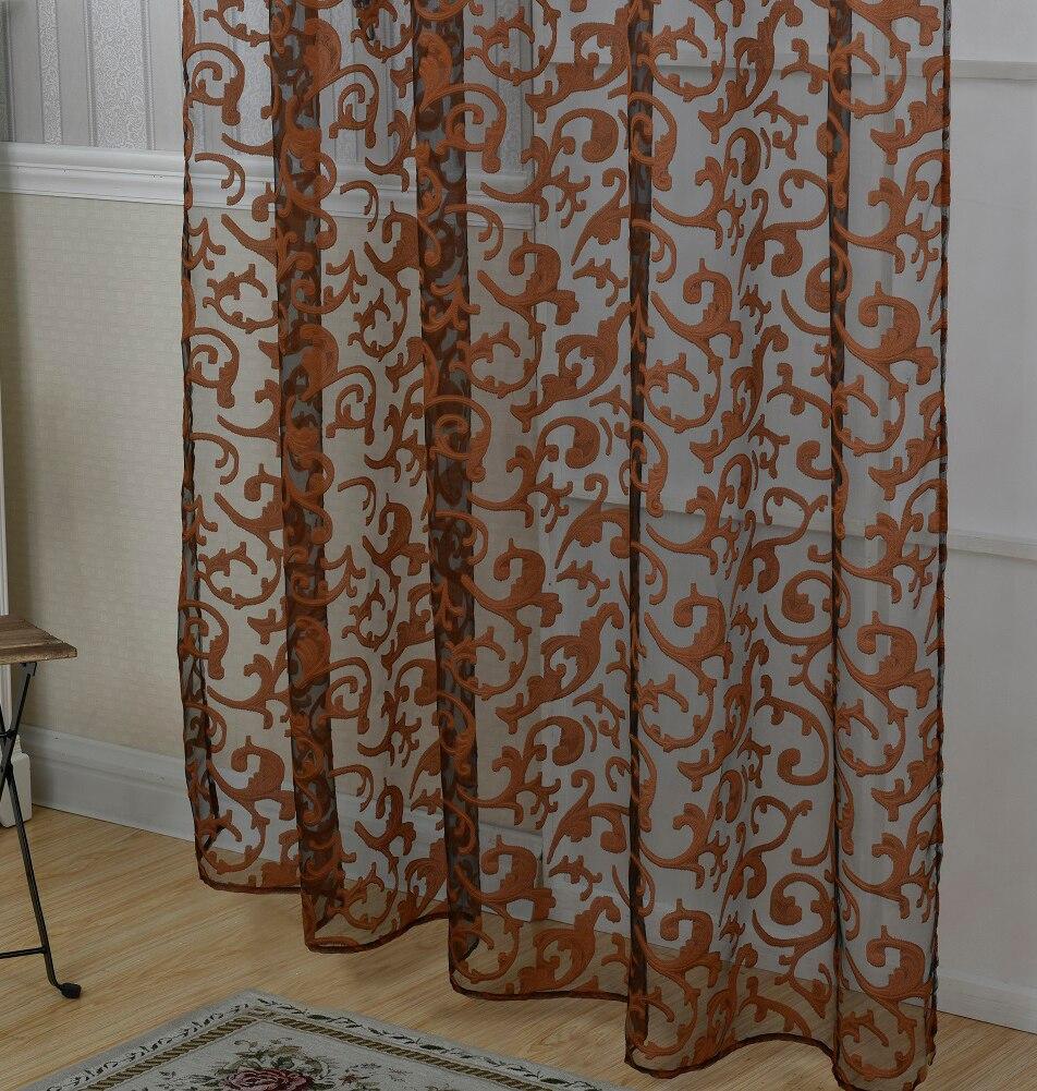 khaki bedroom curtains Aliexpress.com : Buy curtains white purple beige khaki brown Tulle Curtains para Living Room