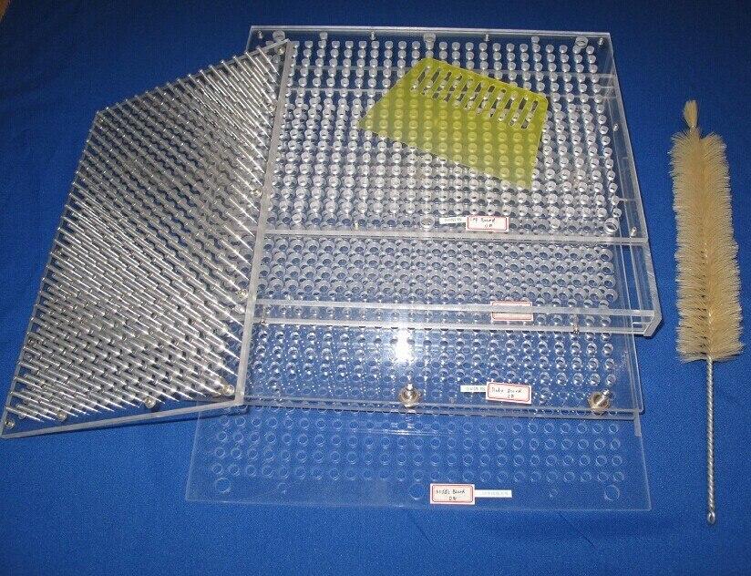 ФОТО Size 2 100 Holes Manual Capsule Filling Machine Pharmaceutical Capsule Maker Filler for DIY Herbal Capsules