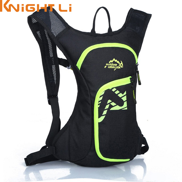 f8dcc0e2a6 New 12L Rucksack Road Bags Waterproof Cycle Backpack Ultralight Bicycle  Packs Hydration Bag Pack Travel Mountaineering Bag 515