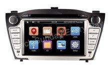 Wholesale!2Din Car dvd player stereo audioradio Fit Hyundai TOCSON, ix35 Tucson ix 2009 2010 2011 2012-2014 3G GPS MAP BT FM RDS