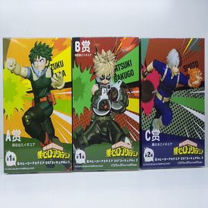 Image 5 - Tronzo שלי גיבור אקדמיה פעולה איור Boku לא גיבור אקדמיה Midoriya Izuku Bakugou Katsuki Todoroki Shoto PVC דגם בובת צעצועים