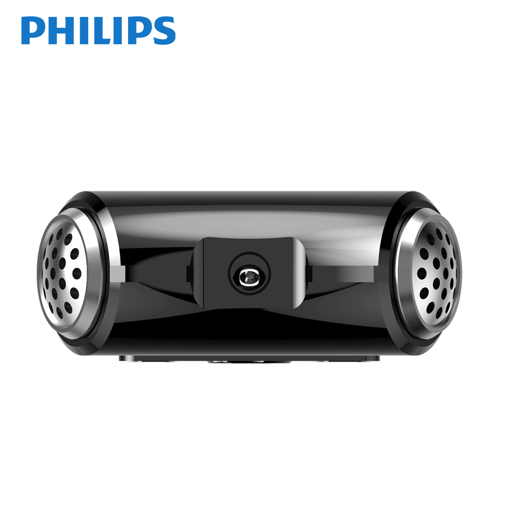 Philips VTR8010 enregistreur vocal numérique professionnel HIFI 720 P Distance vocale claire photographie 16 GB TF Dictaphone-in Enregistreur numérique vocal from Electronique    3