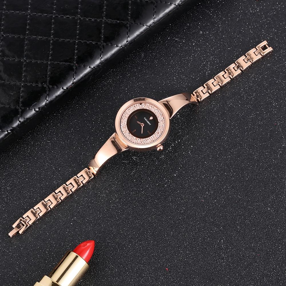 Stainless Steel bracelet bangle Watches Women Top Brand Luxury Casual Clock Ladies Wrist Watch Lady Relogio Feminino (5)