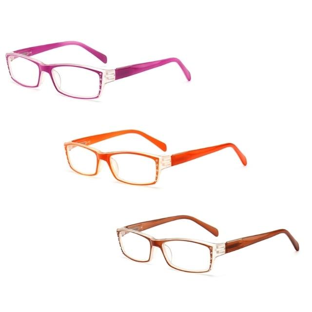 4d056a4b16 Men Women Hot Blue Film Anti-radiation Flexible Reading Glasses Reader  Strength Presbyopic Glasses +1.0~+4.0 W715