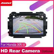 ZaiXi Android Car Multimedia Player 2 din car radio For Honda XR-V 2013~2019 with navigation car stereo head unit Stereo ISP цена
