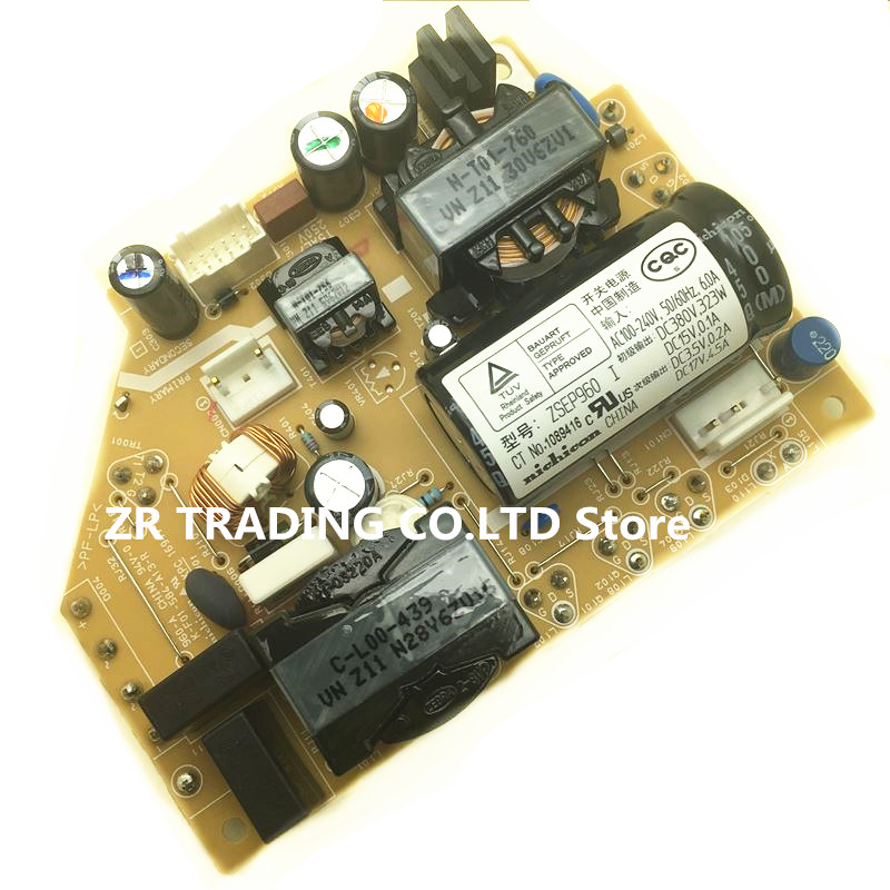 ZR Top quality ZSEP960 projector ballast board lamp For EB CU600Xi CU610Wi CU610X CU610