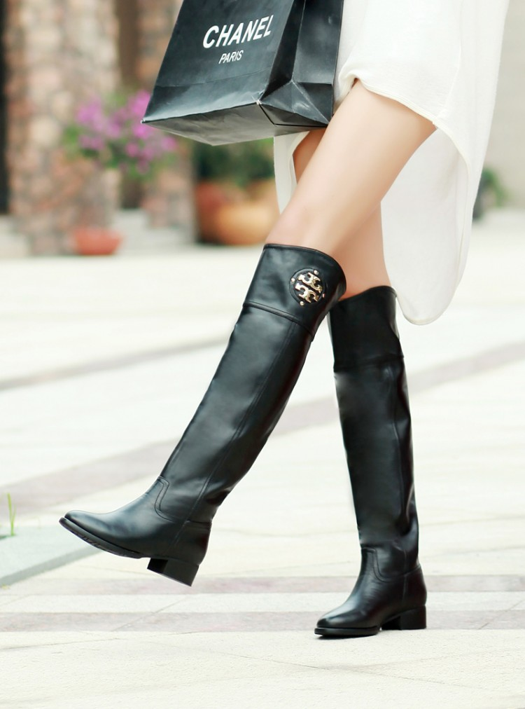 Aliexpress.com : Buy size 34 43 Fashion Thigh High Boots Women ...