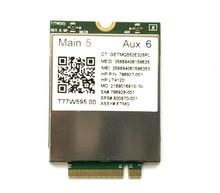 Купить с кэшбэком lt4120 Snapdragon X5 LTE T77W595 796928-001 4G WWAN M.2 150Mbps LTE Modem For HP Elite x2 840 850 G3 640 650 645 G2