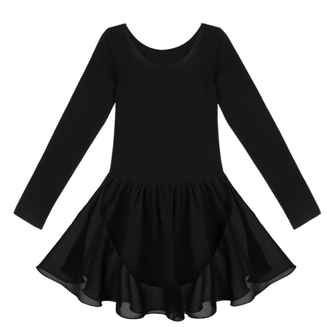 2017 Cute Girls Ballet Dress For Children Girl Dance Clothing Kids Ballet Costumes For Girls Dance Leotard Girl Dancewear 2-12Y