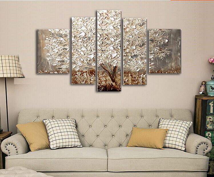 Silver Living Room Set