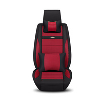 5D Styling Sport Car Seat Cover General Cushion For BMW 3 4 5 6 SeriesGT M3 X1 X3 X4 Suv High-fiber