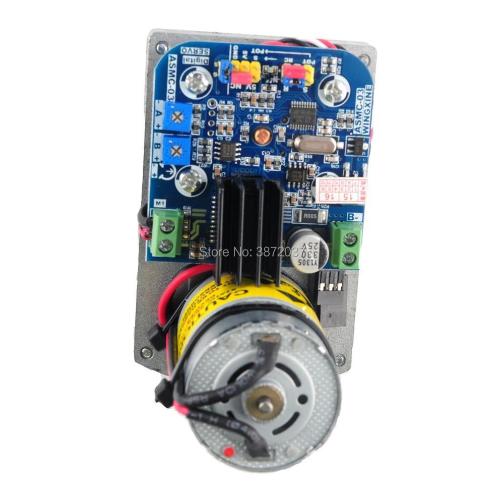 XZ0033-high torque robot servo-2