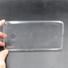 Thin Soft Crystal Silicone Clear TPU Capas case For HTC U11 U 11 Phone Cases Transparent Silicona Back Cover For HTC U11 Case