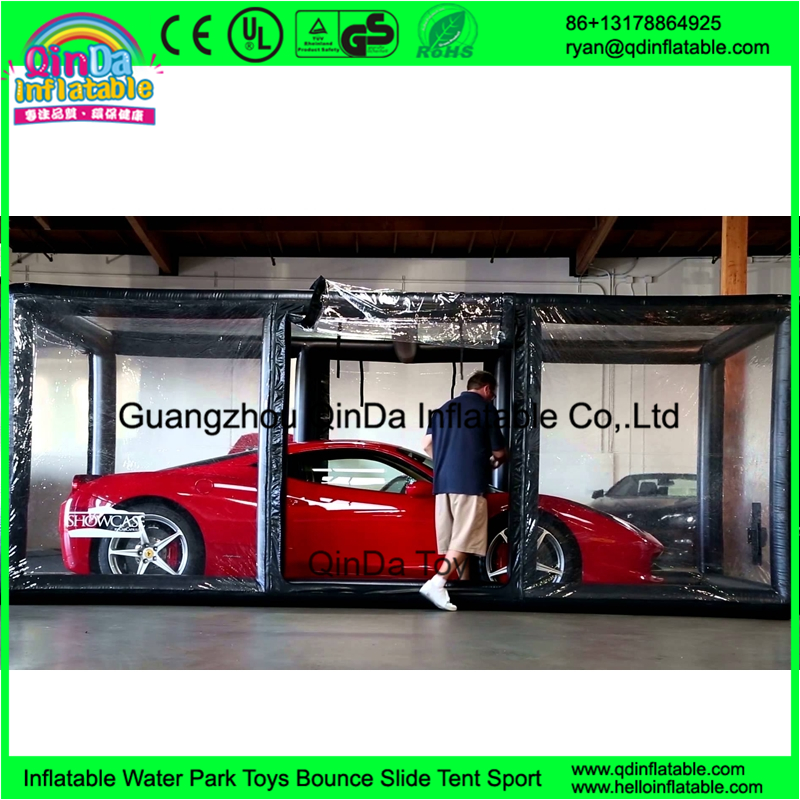 Online kopen wholesale opblaasbare auto tent uit china for Garage auto express carignan