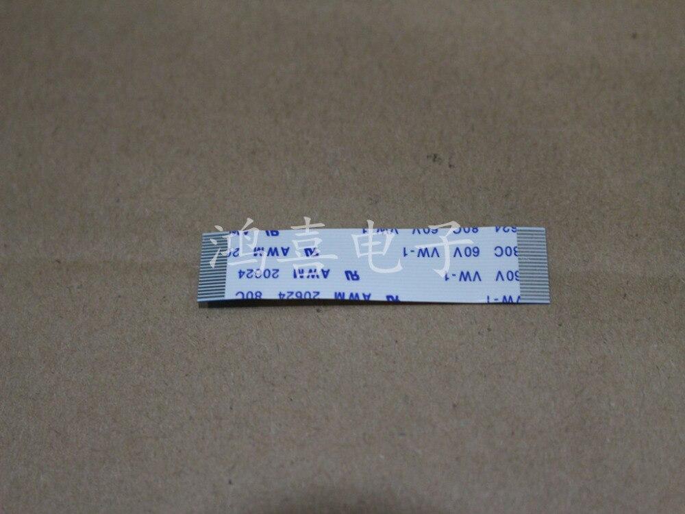 WZSM New FFC FPC Plano Flexível Cabo Para A Frente 0.5mm Pitch 20 pin Comprimento 60mm 70mm 110mm cabo de fita de 130mm 300mm